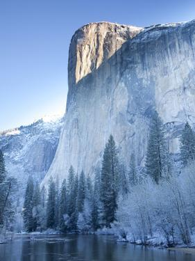 Scenic Image of El Capitan in Yosemite National Park. by Justin Bailie