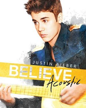 Justin Bieber (Acoustic) Music Poster