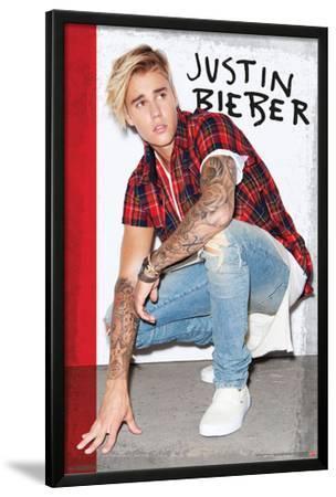Justin Bieber- Flannel