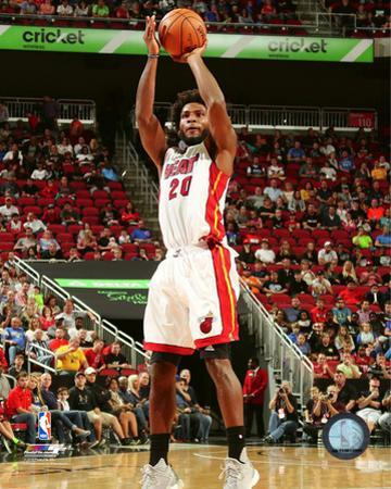 Justise Winslow 2016-17 Action