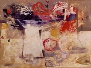 Sobre la Mesa I by Justo San Felices