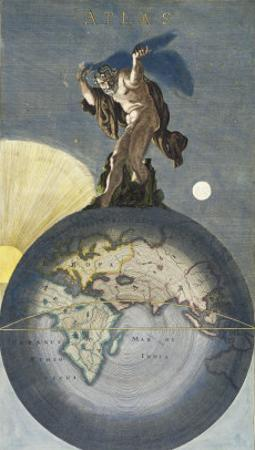 Atlas by Justus Danckerts
