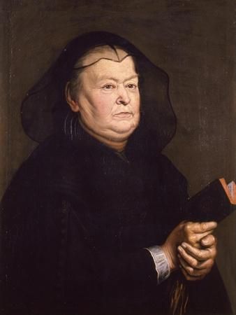 Portrait of a Widow, 1630-1640