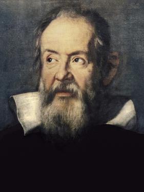 Portrait of Galileo Galilei by Justus Sustermans