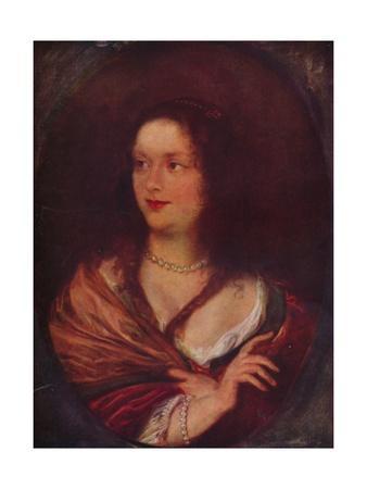 'Portrait of Giovanneta', 17th century
