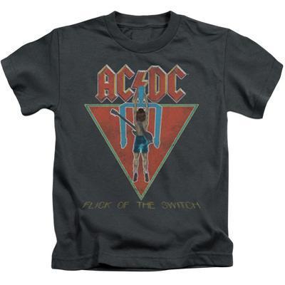 Juvenile: AC/DC- Flick Of The Switch Applique