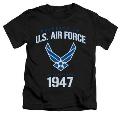 Juvenile: Air Force - Property Of