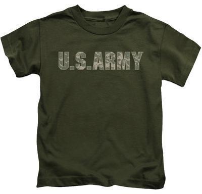Juvenile: Army - Camo
