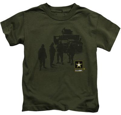 Juvenile: Army - Strong