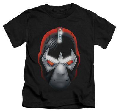 Juvenile: Batman - Bane Head