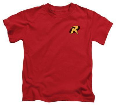 Juvenile: Batman - Robin Logo