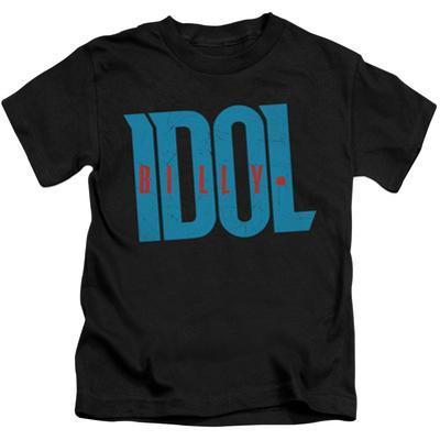 Juvenile: Billy Idol- Logo