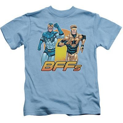 Juvenile: Blue Beetle & Booter Gold- Bff'S