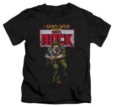 Juvenile: DC Comics - Sgt Rock