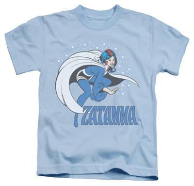 Juvenile: DC Comics - Zatanna