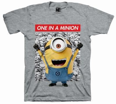 Juvenile: Despicable Me - One in a Minion