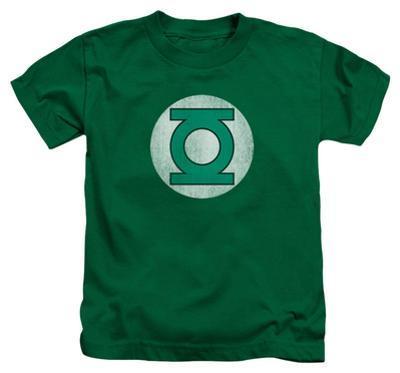 Juvenile: Green Lantern - GL Logo Distressed