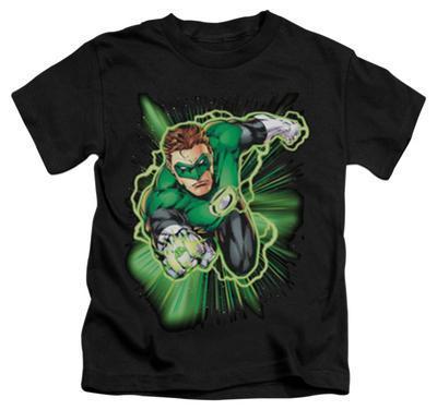 Juvenile: Green Lantern - Green Lantern Energy
