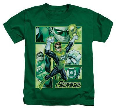 Juvenile: Green Lantern - Green Lantern Panels