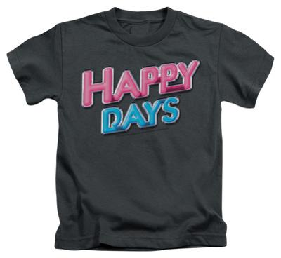 Juvenile: Happy Days - Happy Days Logo