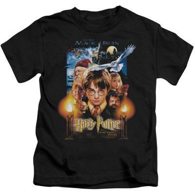 Juvenile: Harry Potter- Sorcerers Stone Poster