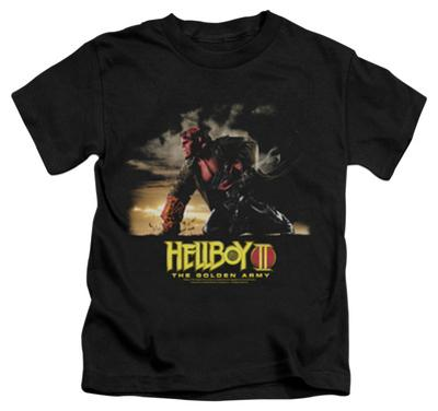 Juvenile: Hellboy II - Poster Art