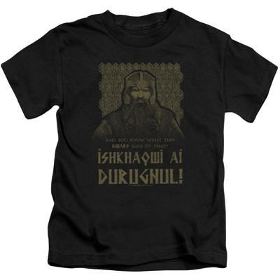 Juvenile: Lord Of The Rings- Ishkhaqwi Durugnul