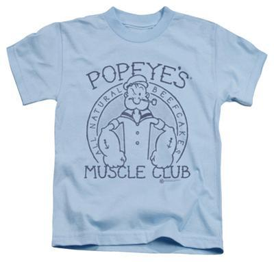 Juvenile: Popeye - Muscle Club