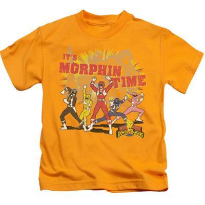 Juvenile: Power Rangers - Morphin Time