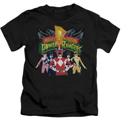 Juvenile: Power Rangers - Rangers Unite