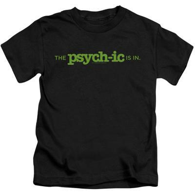 Juvenile: Psych - The Psychic Is In