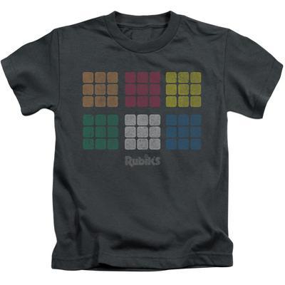 Juvenile: Rubik's Cube- Minimal Squares
