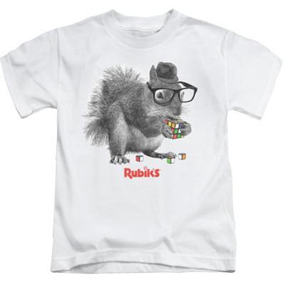 Juvenile: Rubik's Cube- Nerd Squirrel