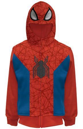 Juvenile: Spider-Man Costume Hoodie
