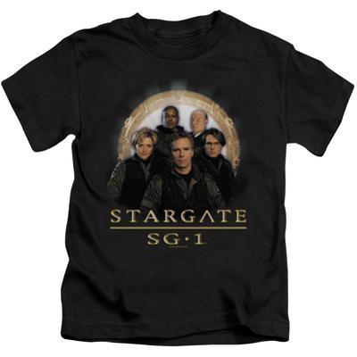 Juvenile: Stargate- Command Team