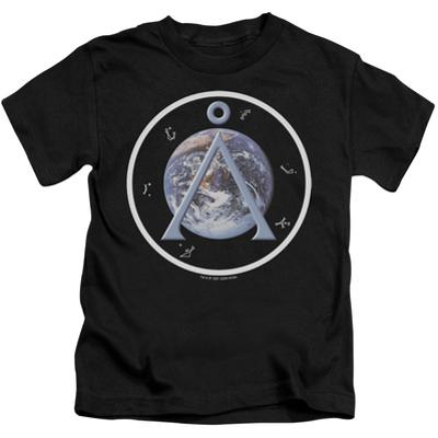 Juvenile: Stargate- Earth Chevron