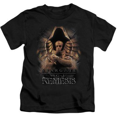 Juvenile: Stargate- Nemesis