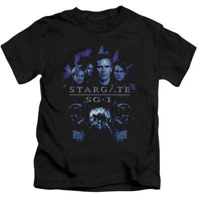Juvenile: Stargate- Sg1 Into Adventure