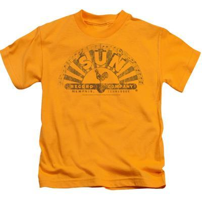 Juvenile: Sun Records - Worn Logo