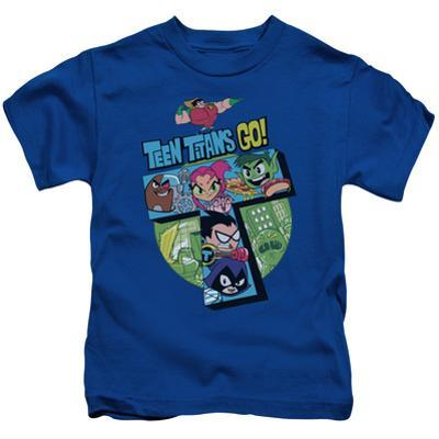 """Juvenile: Teen Titans Go- Action """"T"""""""