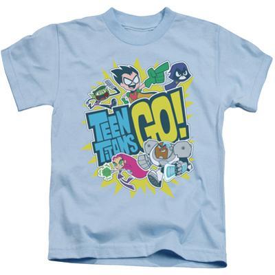 Juvenile: Teen Titans Go- Go