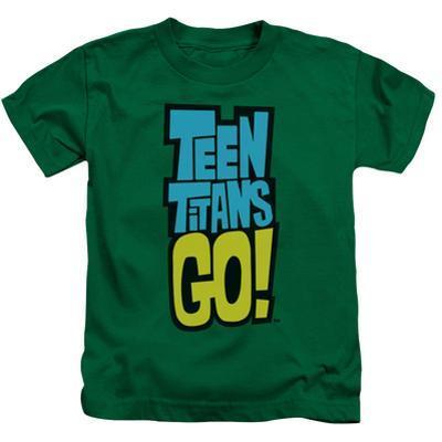 Juvenile: Teen Titans Go- Logo