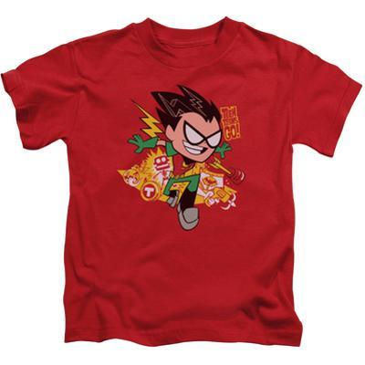 Juvenile: Teen Titans Go- Robin