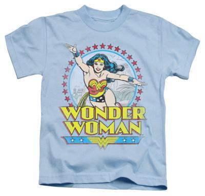 Juvenile: Wonder Woman - Star Of Paradise Island