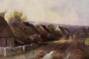 A Tipperary Village, Ireland, 1924-1926 by JW Gozzard