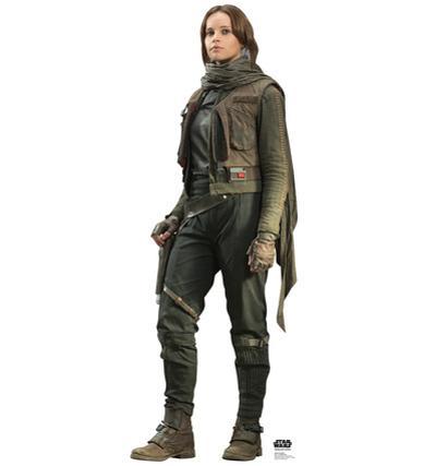 Jyn Erso - Star Wars Rogue One