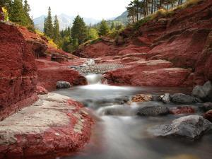 Red Rock Canyon by K. D. Kirchmeier