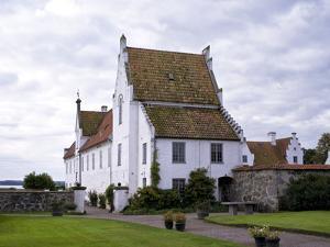 Sweden, Hoor, Main Building of Bosjokloster, Former by K. Schlierbach