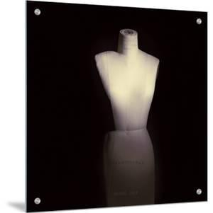 Classic Unadorned Female Dress Form Used by Fashion Designers by K.T.