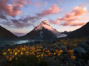 Mountain Peak by Ka Ka